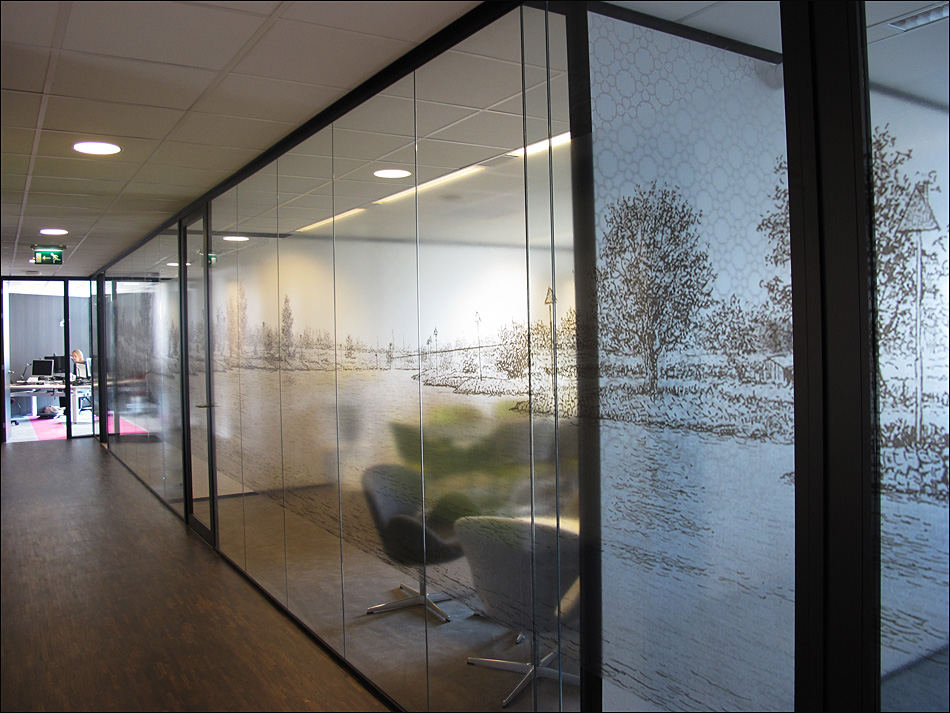 Glass Partition II