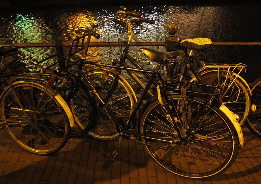 Night in Amsterdam III