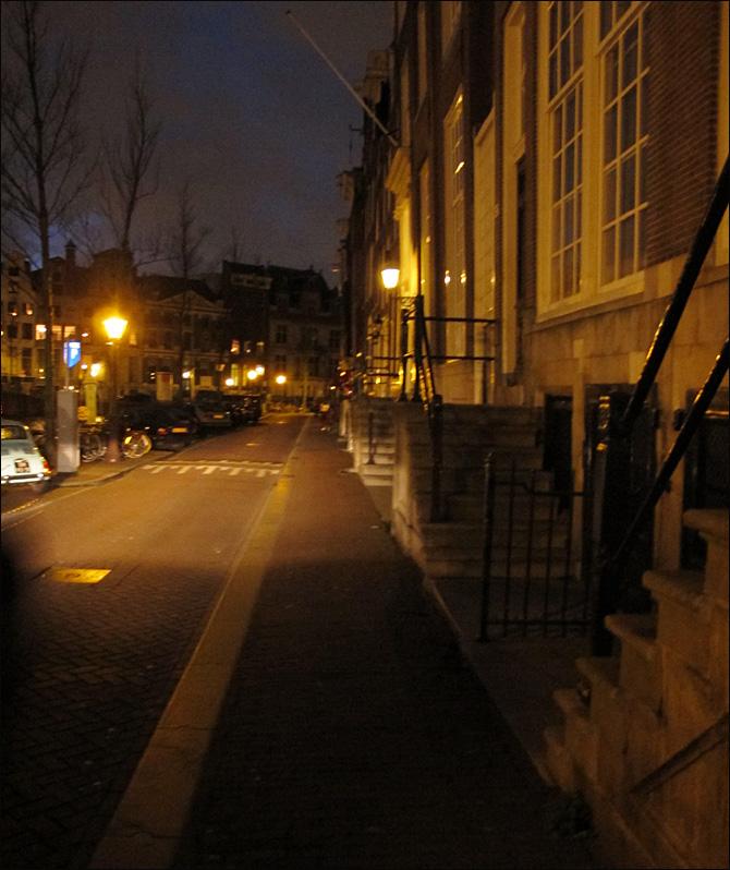 Night in Amsterdam VI