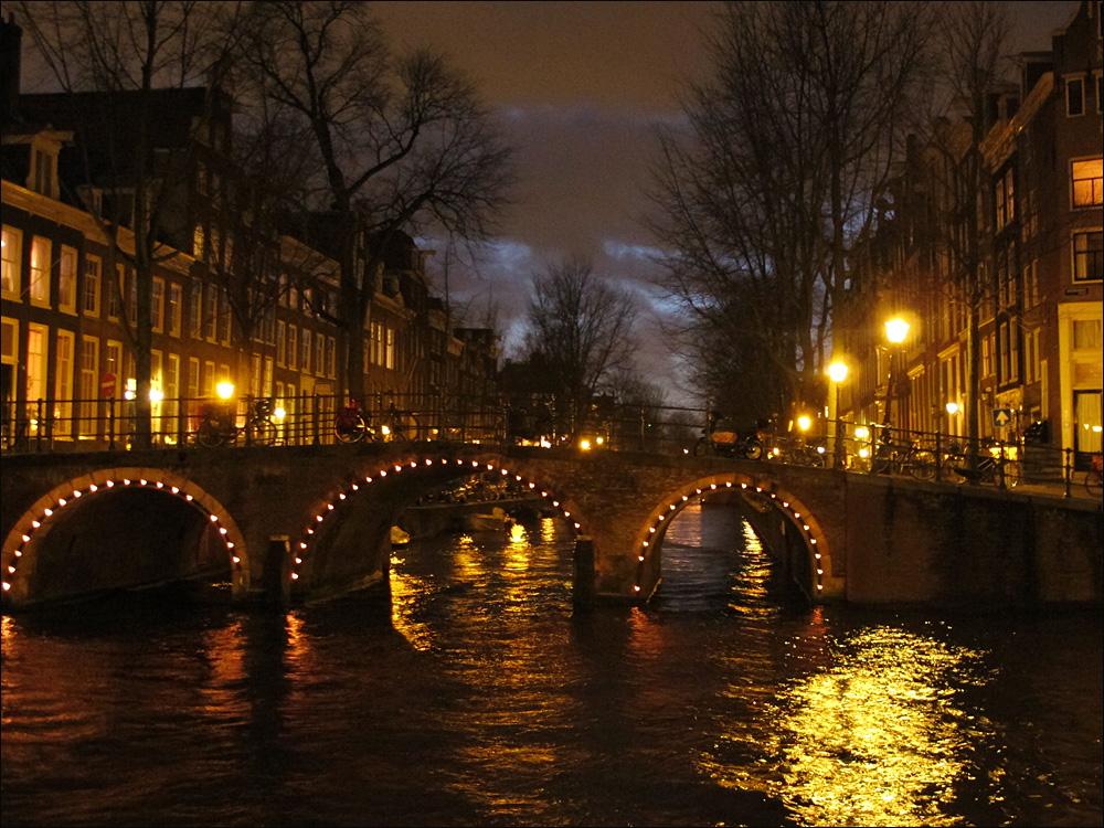 Night in Amsterdam V