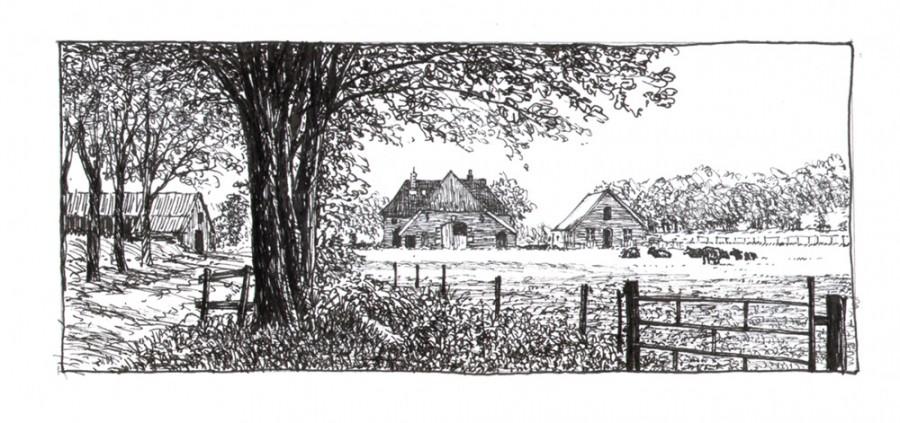 tek boerderij