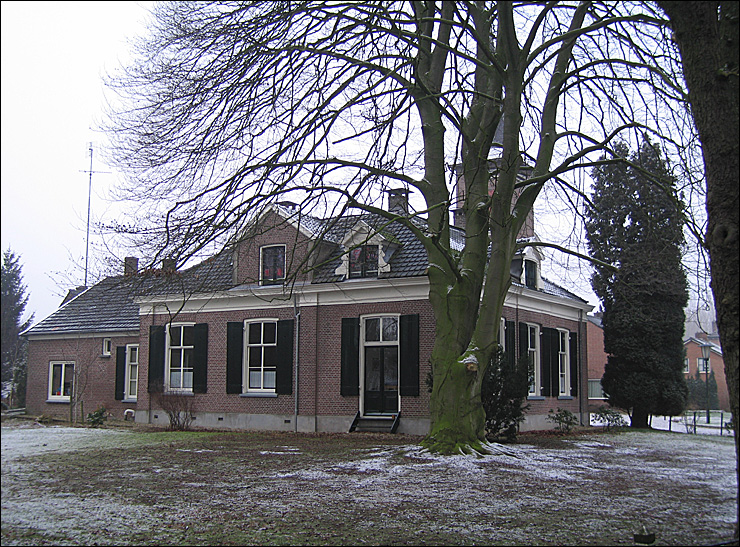 The Minister\'s House