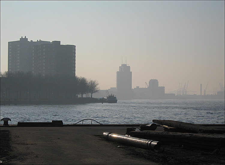 Hazy Harbour