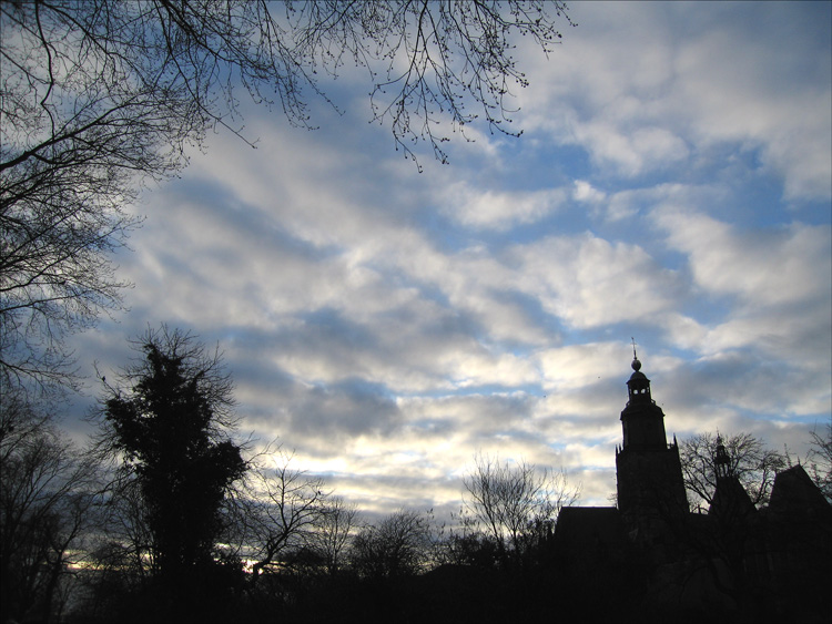 Church and Sky